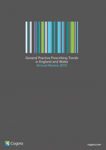 General Practice Prescribing Trends in England and Wales – 2015 Annual Review