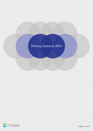 Primary Concerns 2014