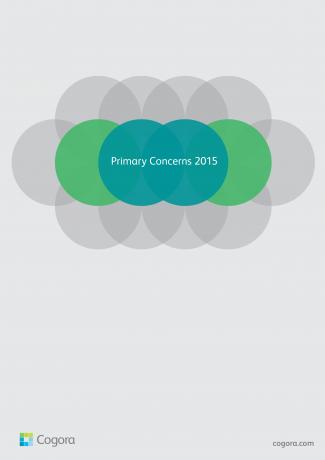 Primary Concerns 2015
