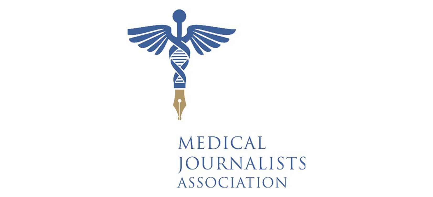 Medical Journalist Association Awards logo