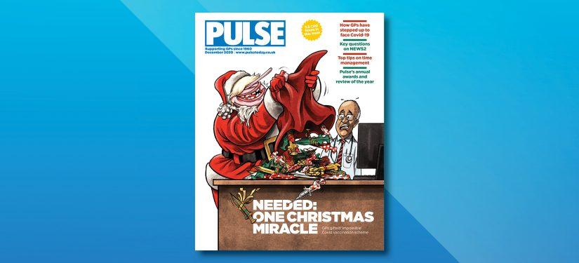 Pulse December cover