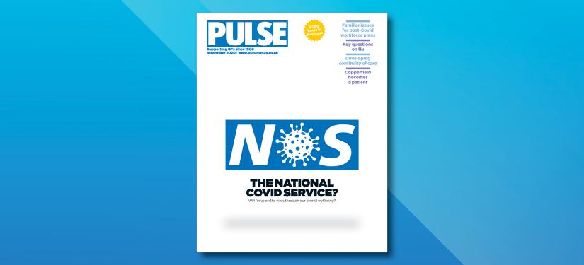 Pulse November cover