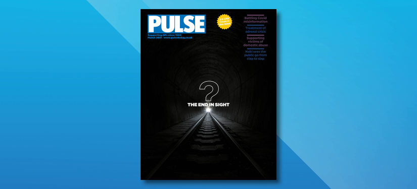Pulse March 2021 cover