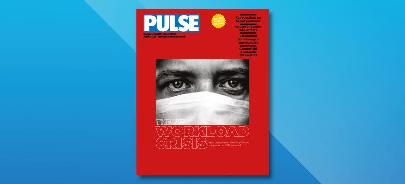 Pulse April cover