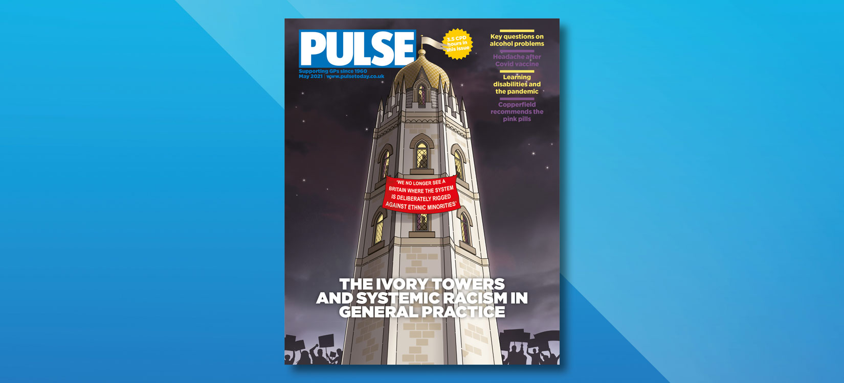 Pulse May cover