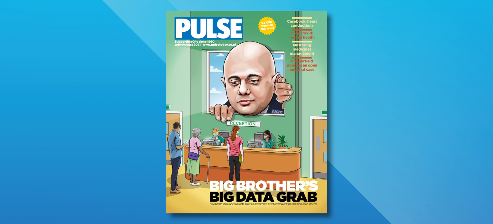 Pulse July/August cover